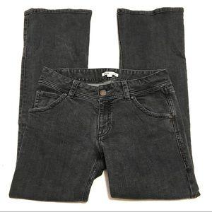 [CAbi] Black Denim Boot Cut Jeans